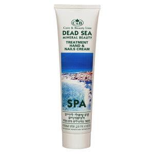 Крем с минералами Мертвого моря для рук и ногтей, 100 мл (Care & Beauty Line)