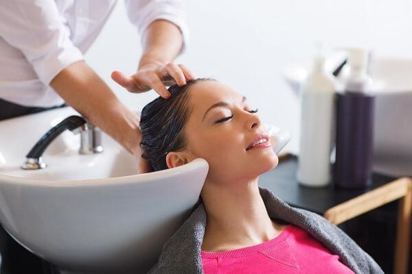 восстановление волос в салоне красоты